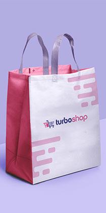 criação de marcas em Curitiba - turbo shop