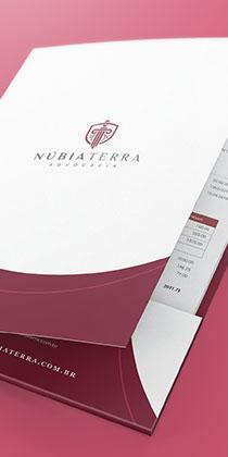 criação de marcas em Curitiba - Nubia Terra