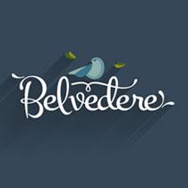 criação de marcas em Curitiba - belvedere