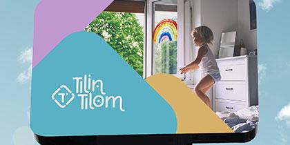 criação de marcas em Curitiba - tilin tilom