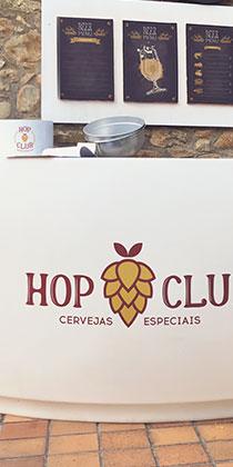 criação de marcas em Curitiba - hop club