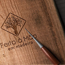criação de marcas em Curitiba - feito a mao