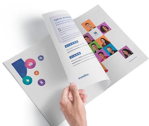 Evonline - Soluções Inteligentes de Marketing Digital