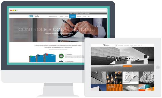 Criação de Sites em Curitiba - Sites em WordPress | Agência Evonline
