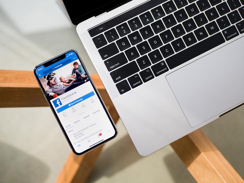 Seja constante em suas postagens de rede social
