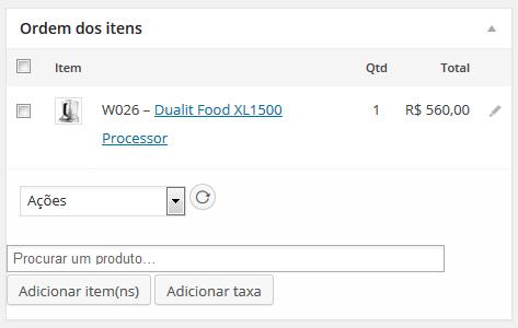 woocommerce-pedido-caixa-itens